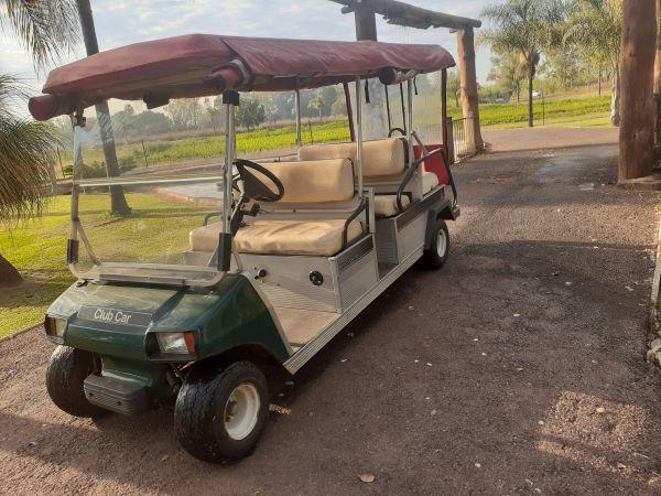 6x Seater Club Cart  Petrol