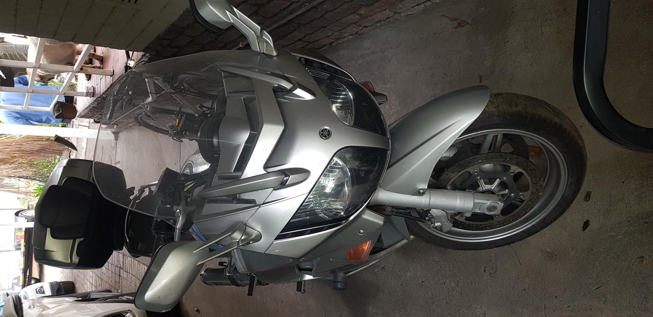 2009 Yamaha FJR1300 | Junk Mail
