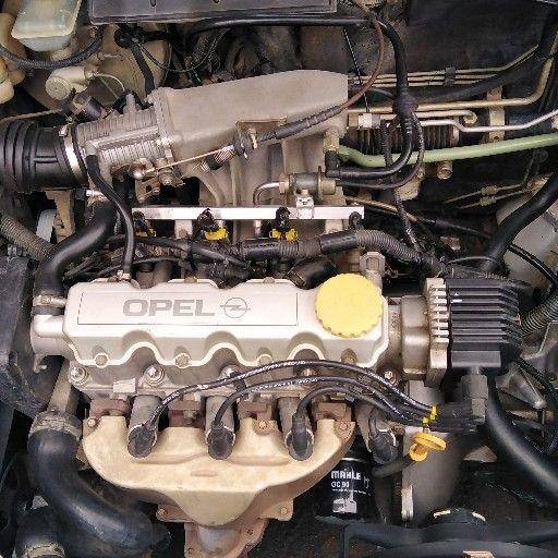1996 Opel Astra 1.6 Sport