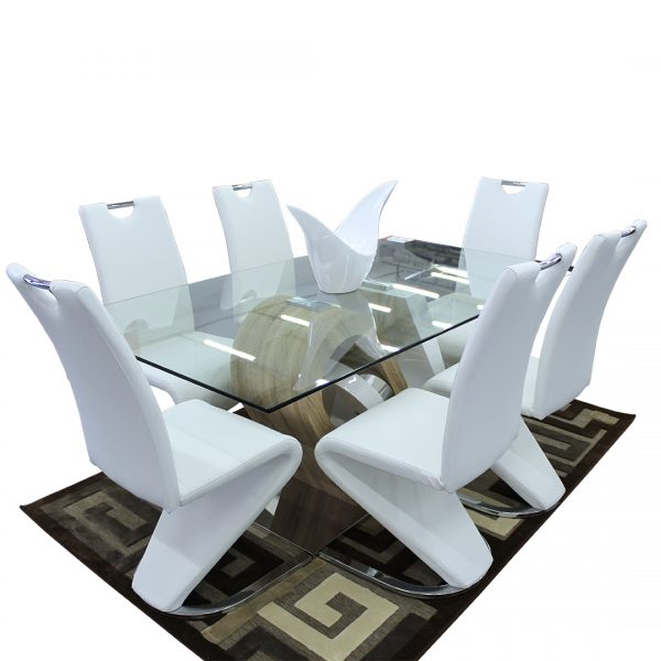 BRAND NEW BROOKLYN DINING ROOM SUITE FOR ONLY R 13 999 !!!!!!!!!!!!!!!!!!!!