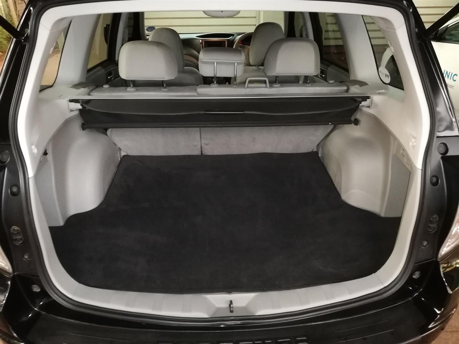 2008 Subaru Forester 2.5 XS