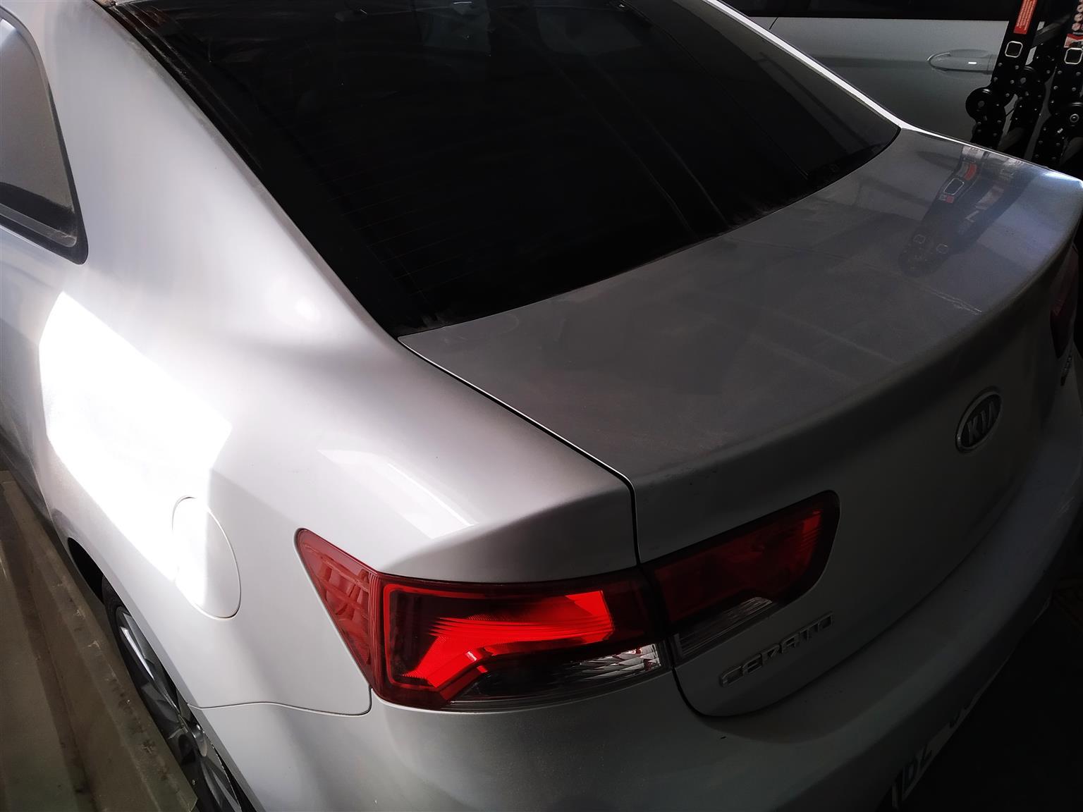 2012 Kia Cerato Koup 2.0 SX