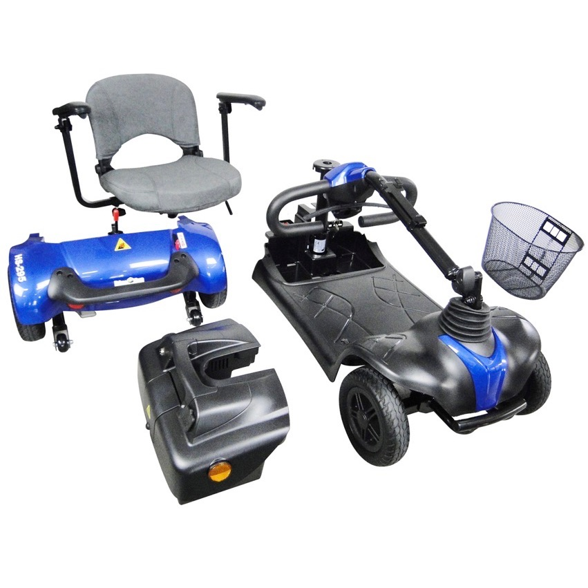 Four Wheel Mobility Scooter - CTM - HS295 - On Sale. While Stocks Last