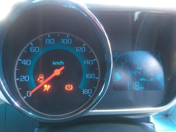 2015 Chevrolet Spark 1.2 LT
