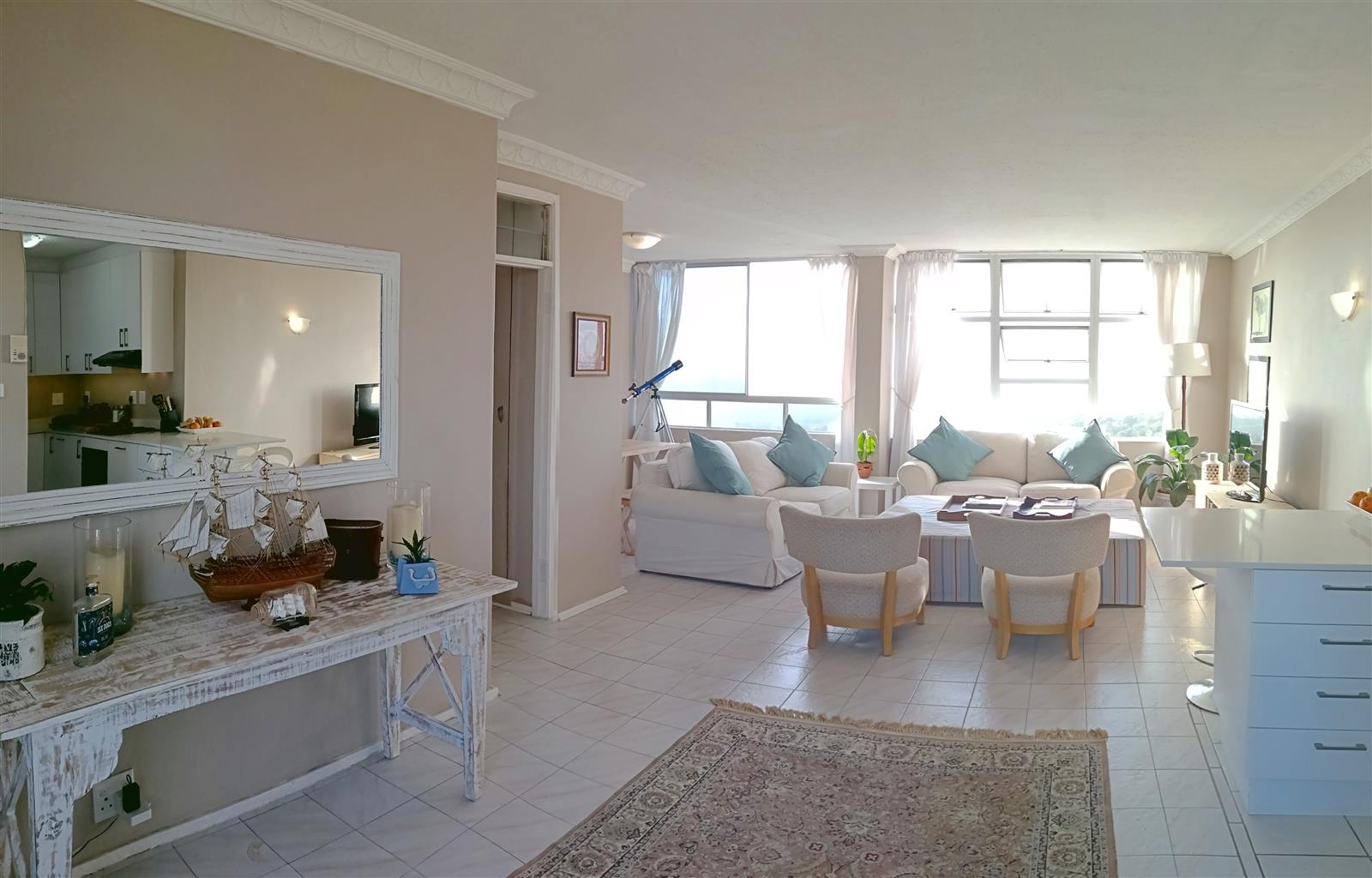 Stunning Fully Furnished apartment with Insane views