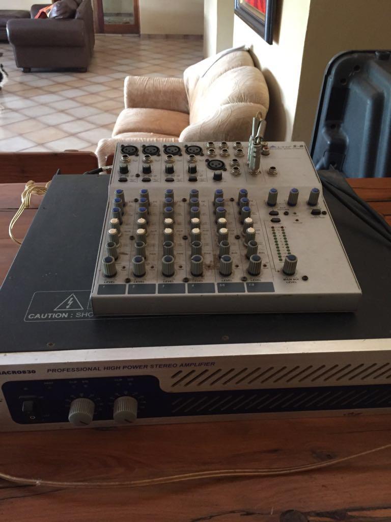 Speaker for Sale DJ Sound System set