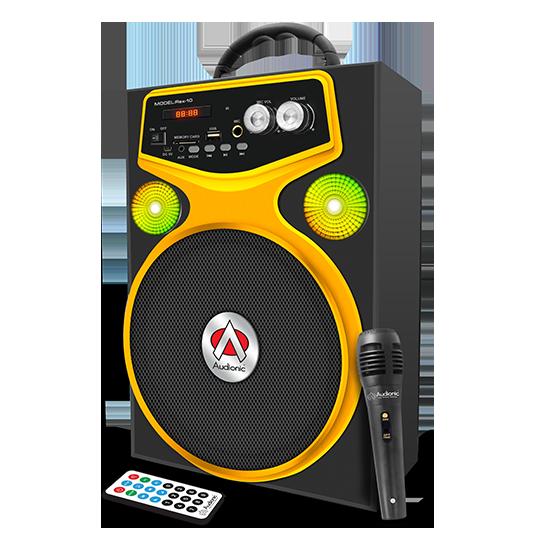 Rex 10 Audionic Bluetooth Speaker
