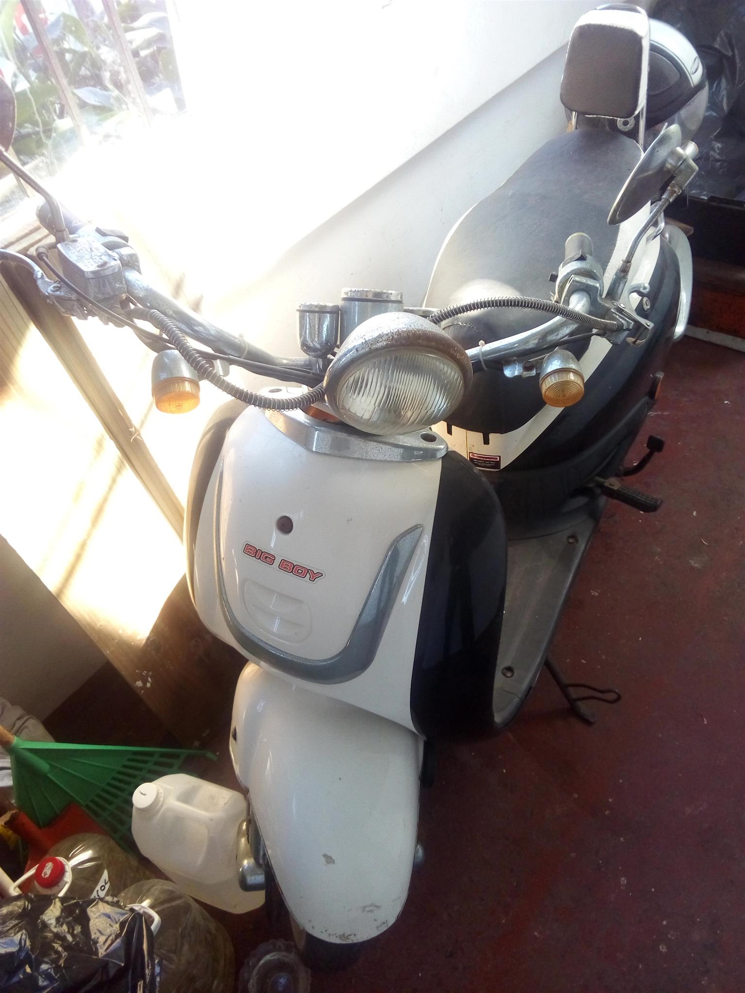 Second hand big boy scooter for sale