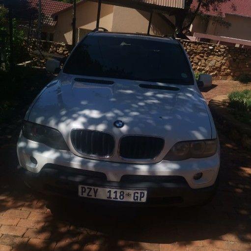 2004 BMW X5 xDrive30d