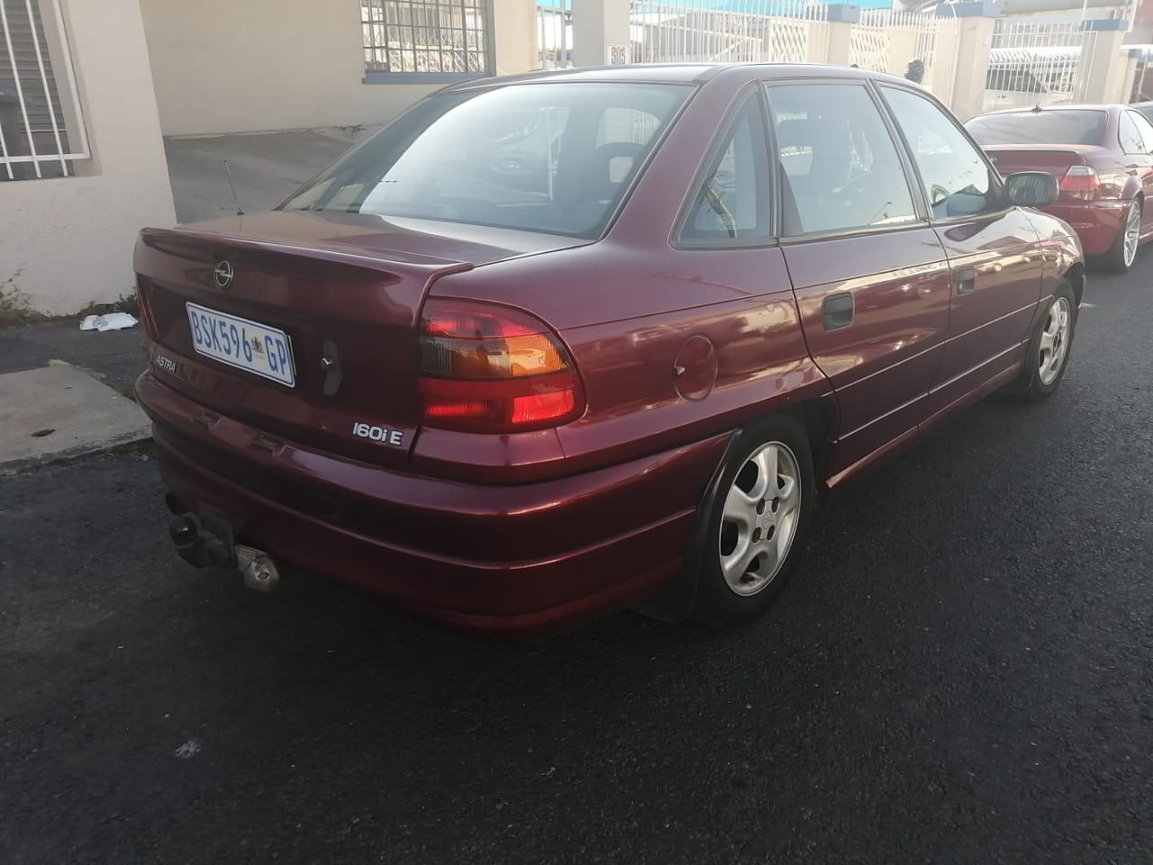 1996 Opel Astra sedan 1.6 Essentia