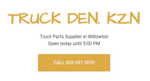 Find TRUCK DEN.KZN's adverts listed on Junk Mail