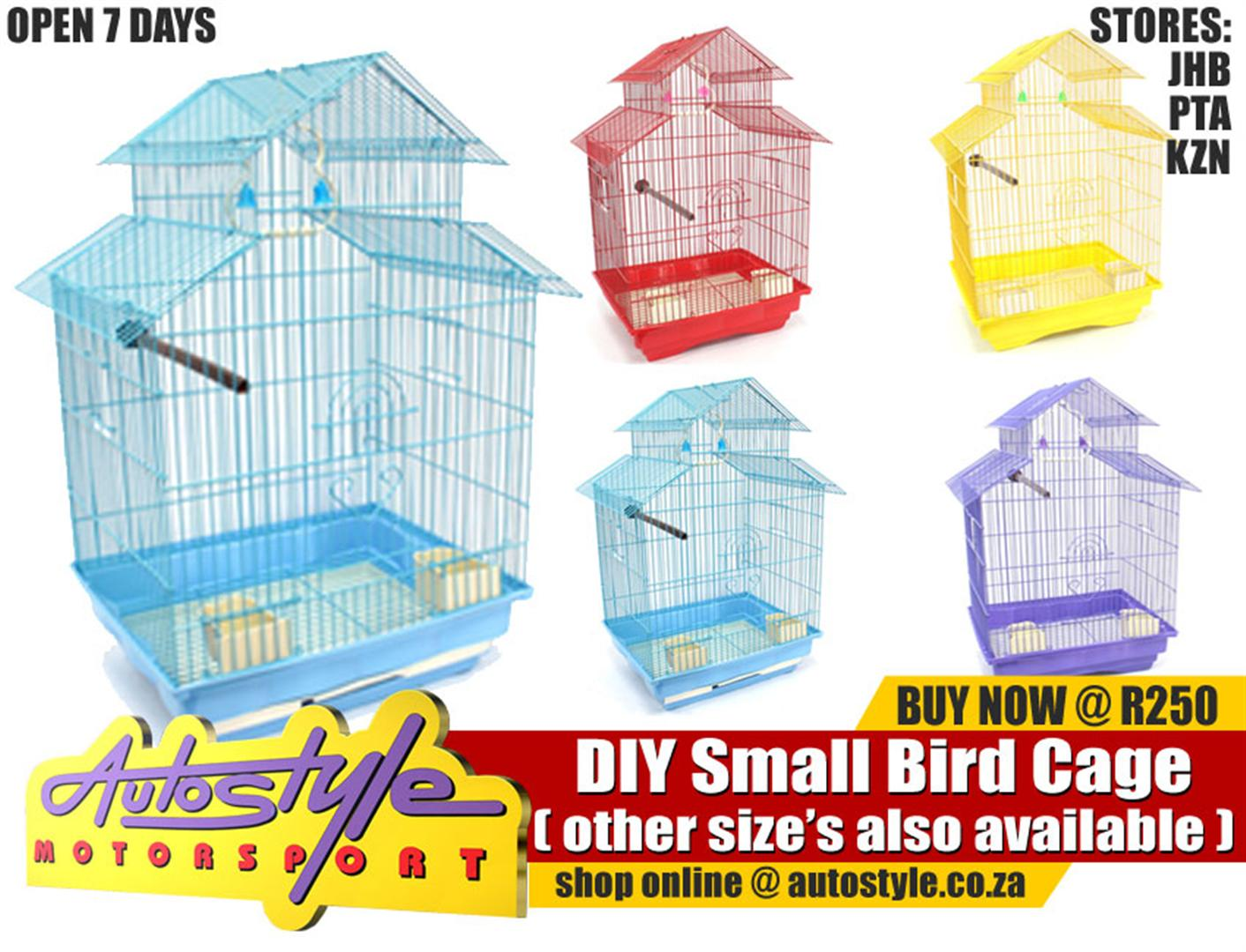 DIY Bird Cage Large R695