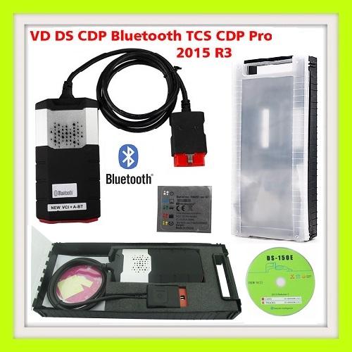 New Delphi DS150E Pro Diagnostic Tool Bluetooth
