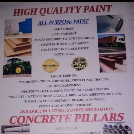 Multi Purpose Paint