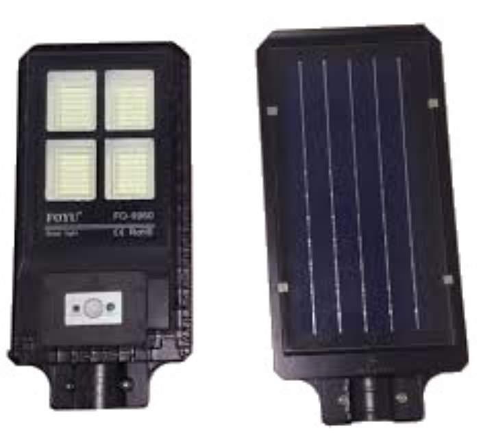 Solar Street lights 30 Watt