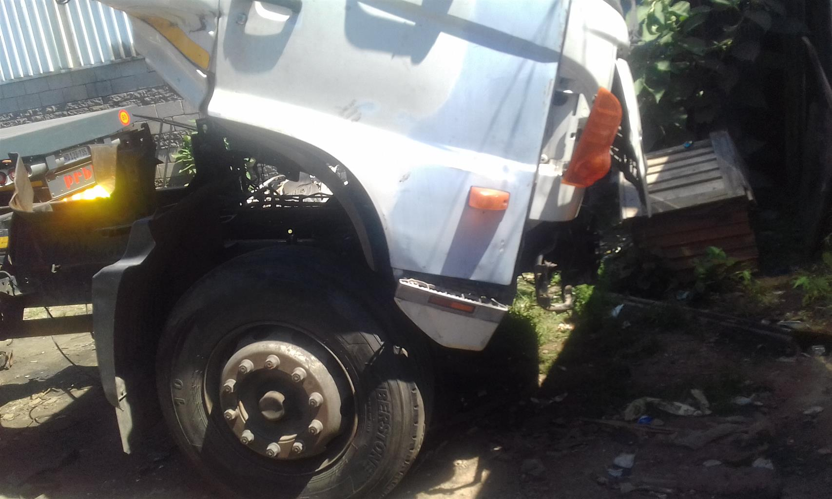 Toyota for parts