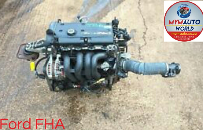 Imported used FORD FIESTA 1.4L 16V, Z TEC FHA, Complete second hand used engine
