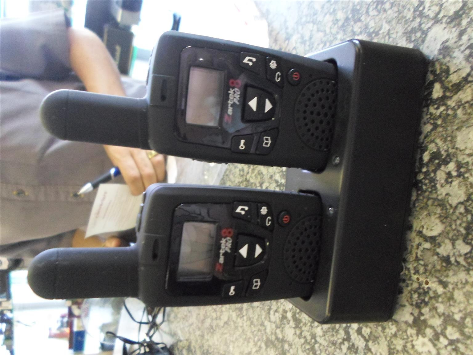 Zartek Two Way Radios