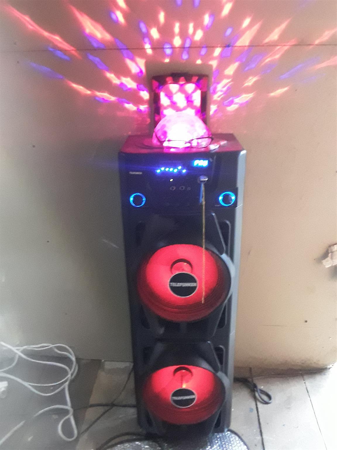 Telefunken music box for sale