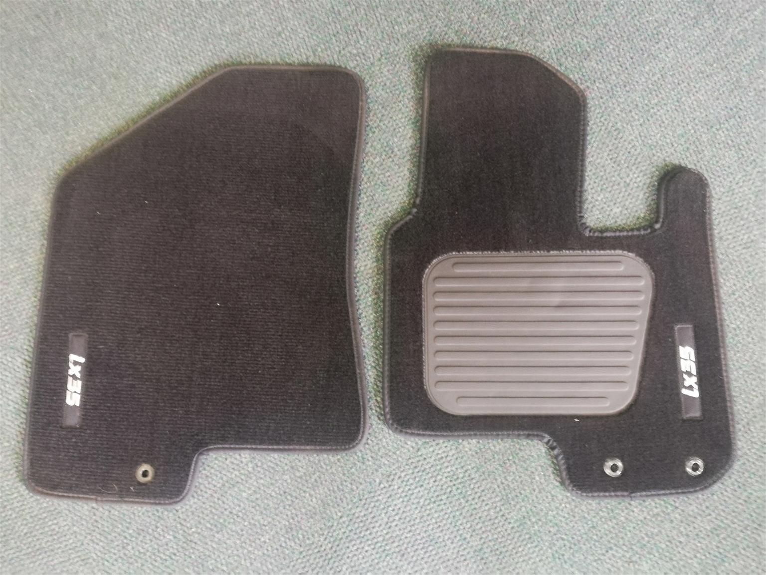 Car Accessories Car Mats