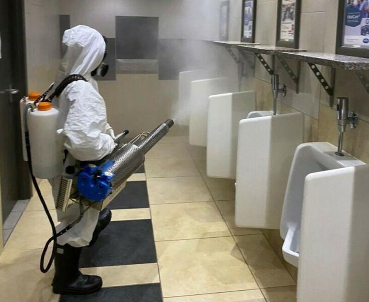 Decontamination & Disinfection