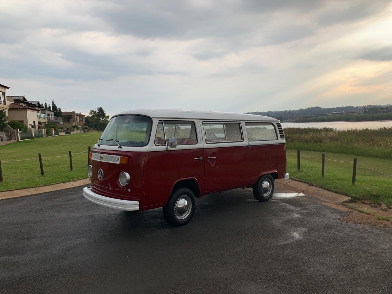 1976 VW Microbus