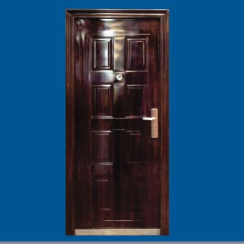 DOOR: Steel Security