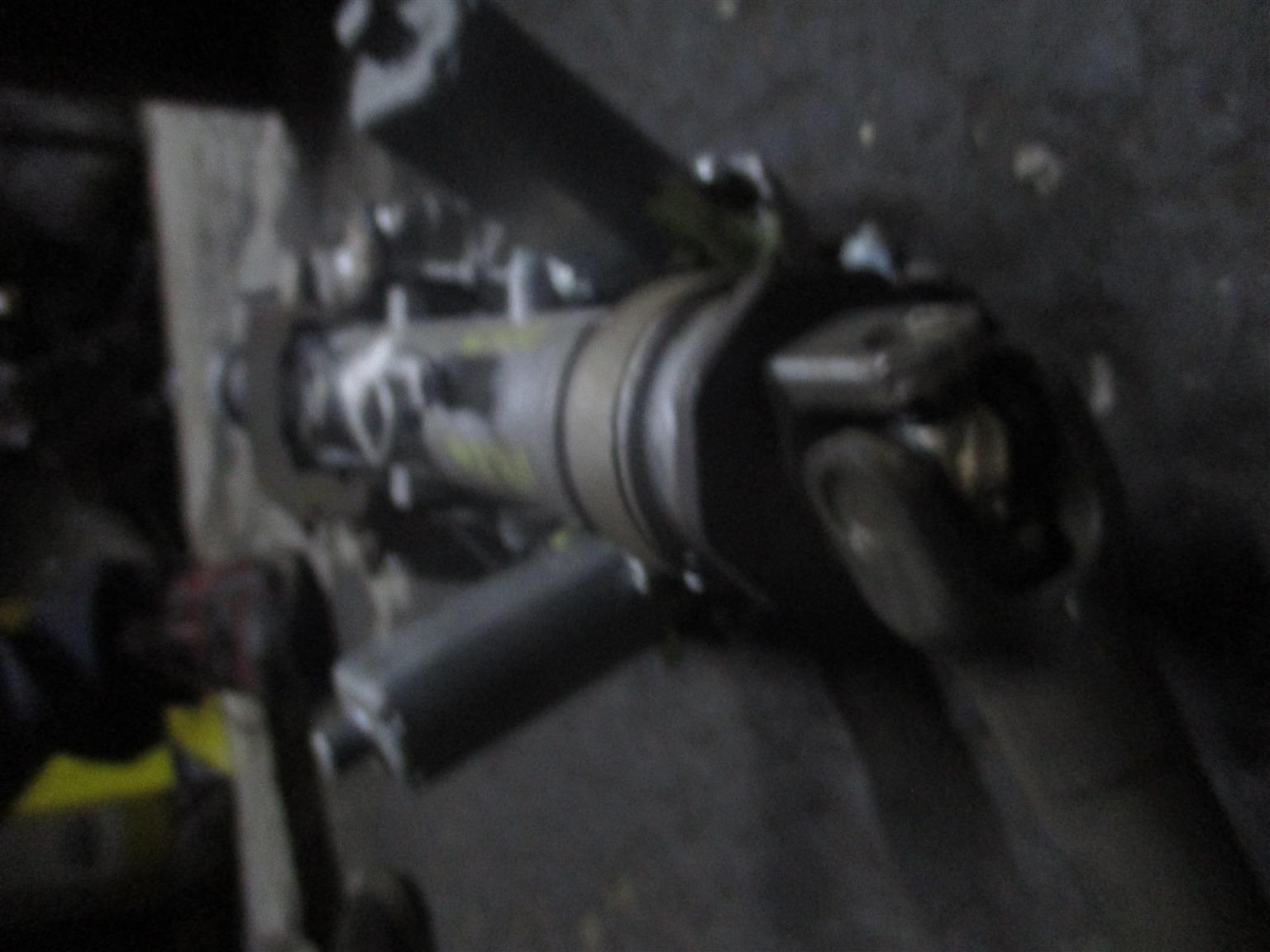 mercedes benz w211 steering coloum for sale