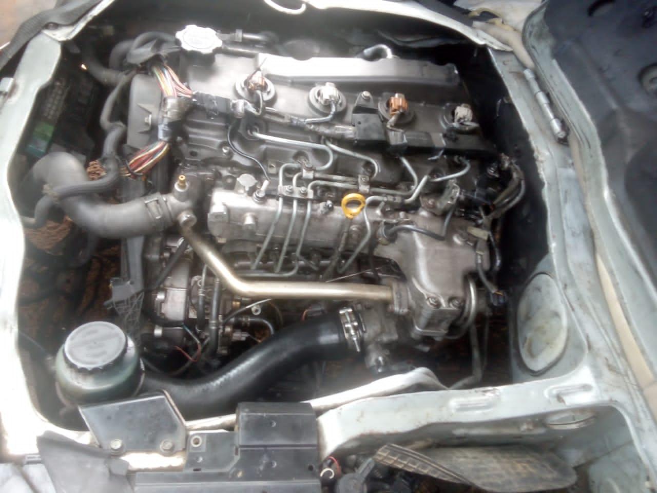 QUANTUM  D4D, 2.5 GL  diesel, 2009