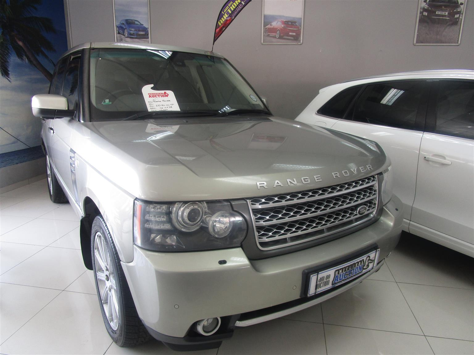2006 Land Rover Range Rover Sport HSE Dynamic Supercharged