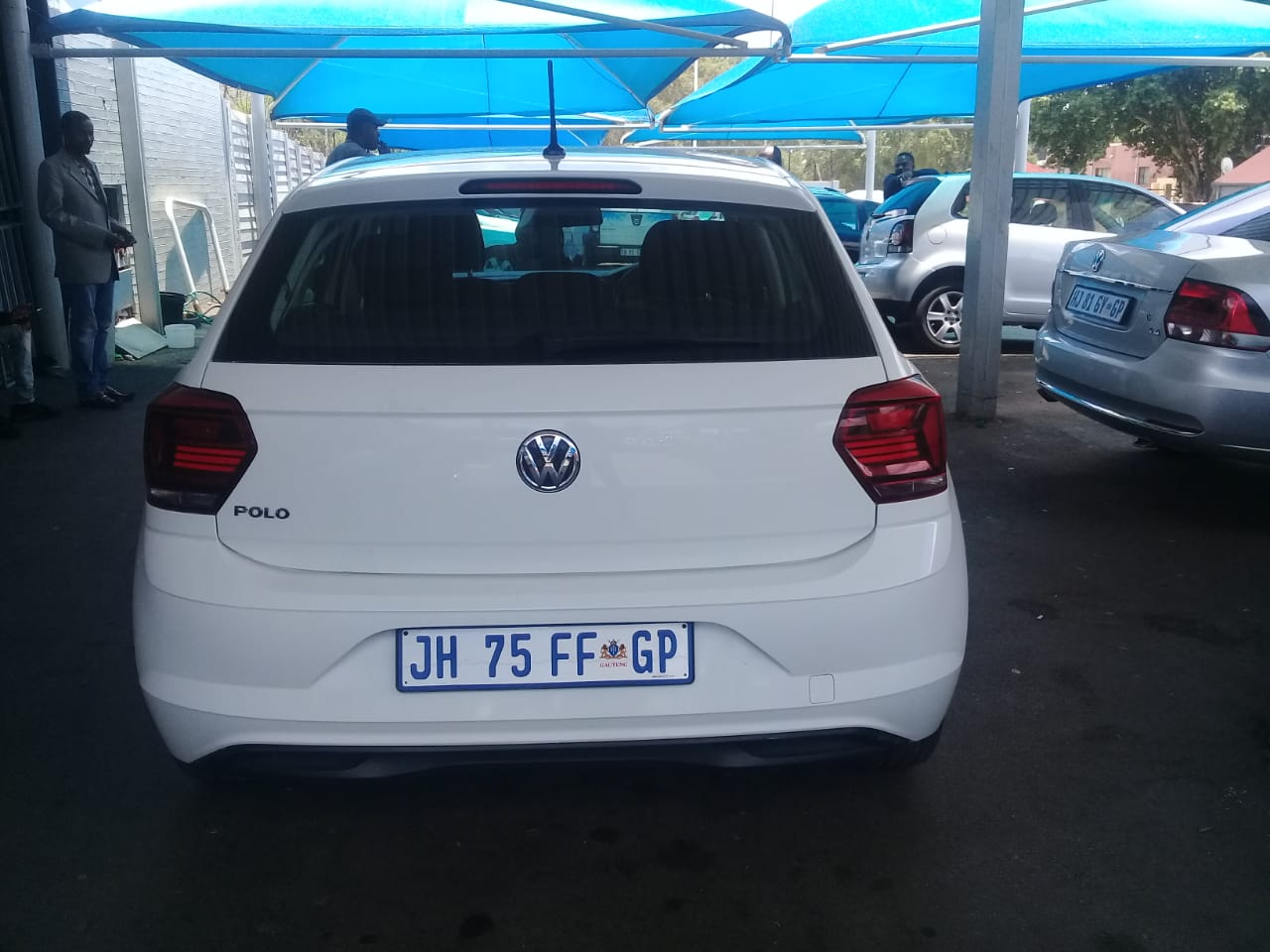 VW Polo hatch