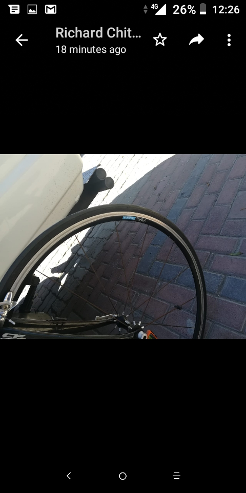 Schwinn Fastback Imported racing cycle