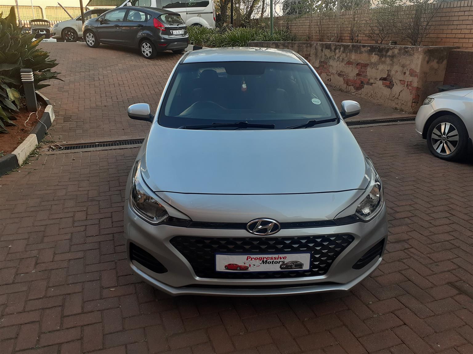 Hyundai i20 1.4 GL 2019