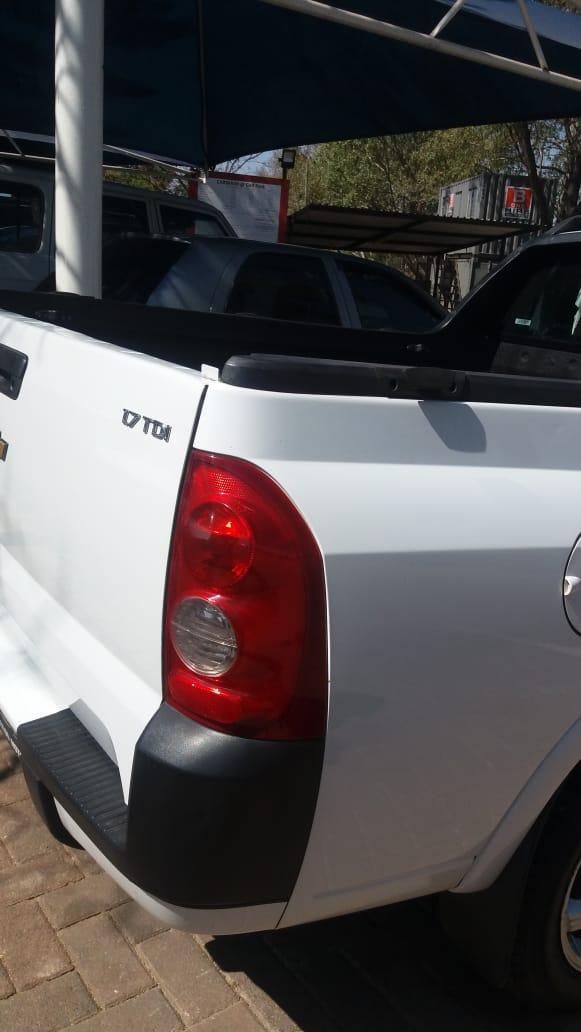 2011 Chevrolet Corsa Utility 1.7DTi Sport