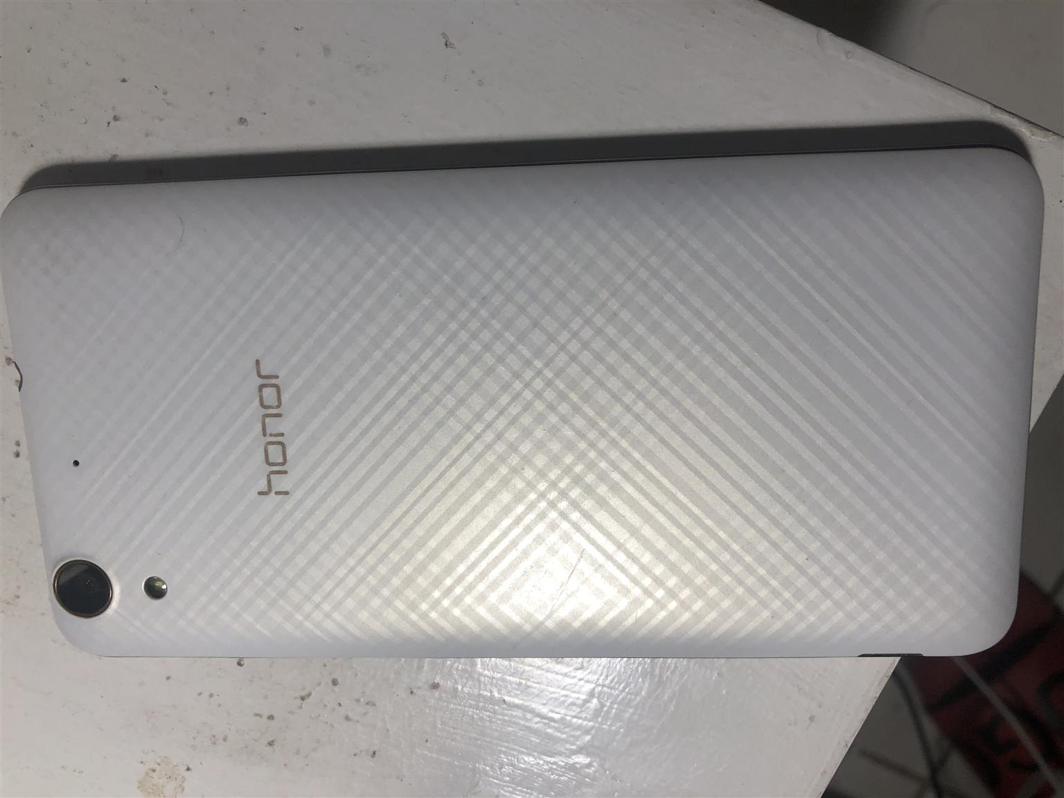 Honor android, dual sim cell phone for sale