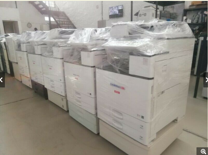 Ricoh MP201 black and white copiers