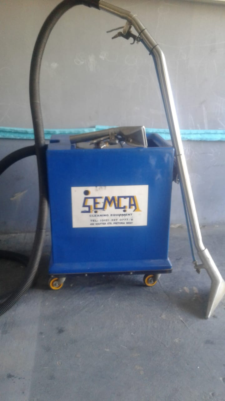 Carpet cleaning machine for sale.