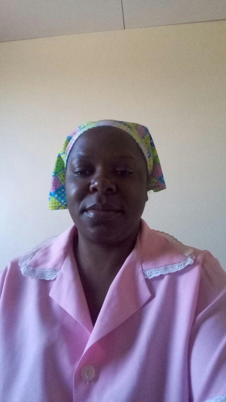 Gloria(39) ZIMBABWEAN DOMESTIC WORKER