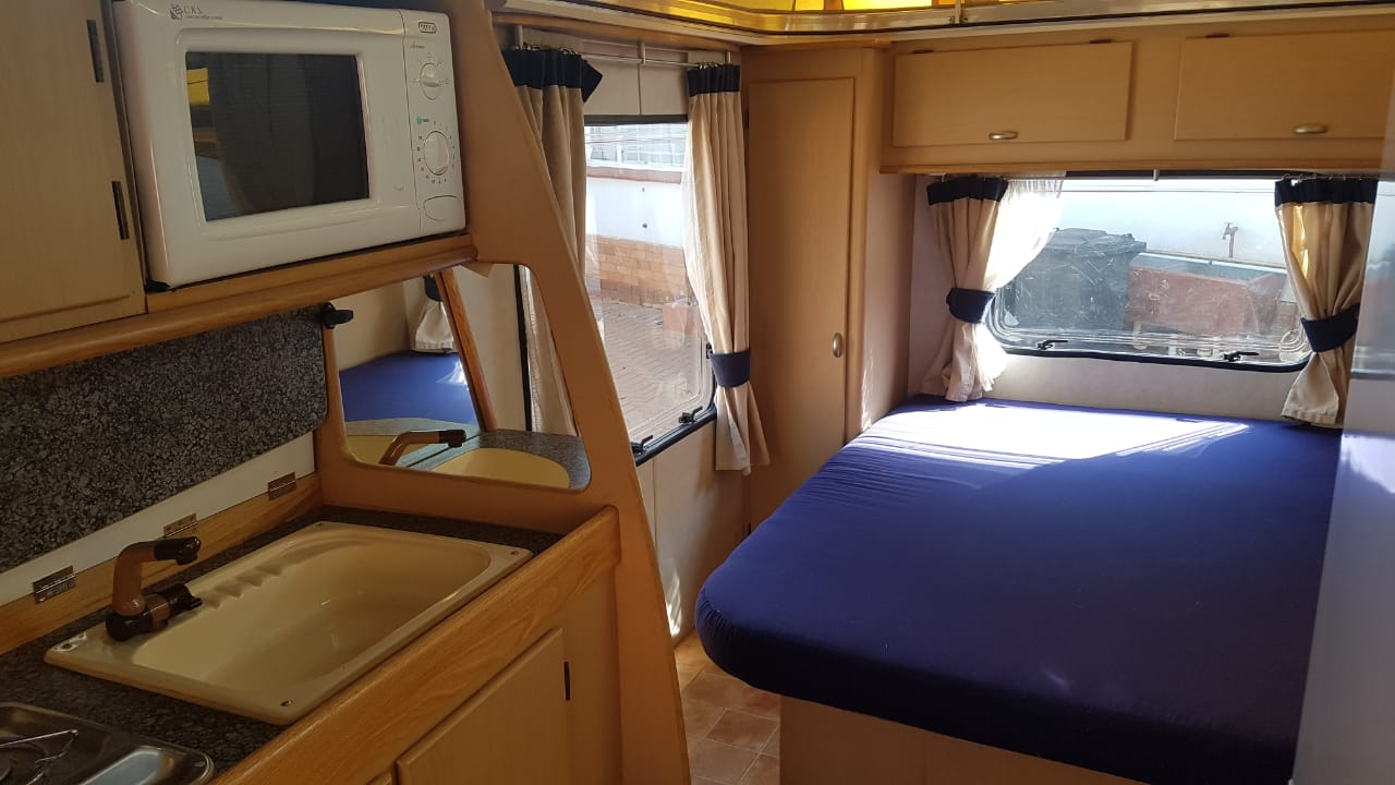 2005 Gypsey Regal Blue Series