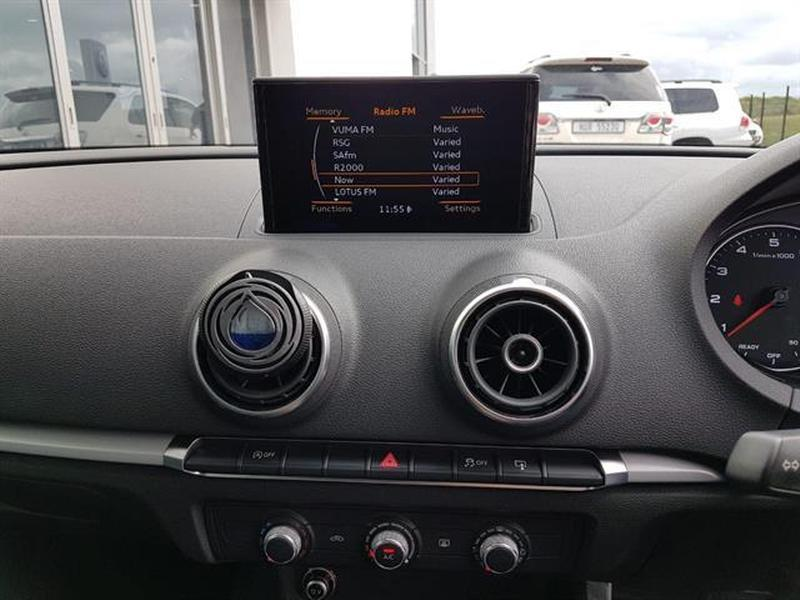 2016 Audi A3 1.4T S auto