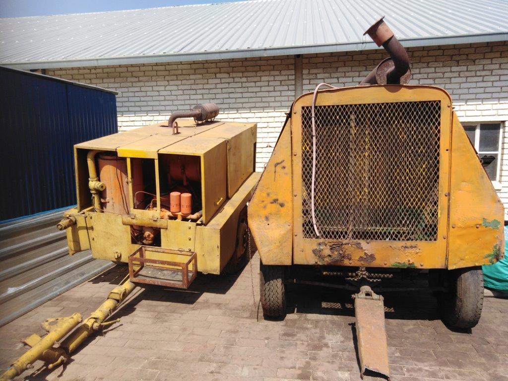 Detroit compressor