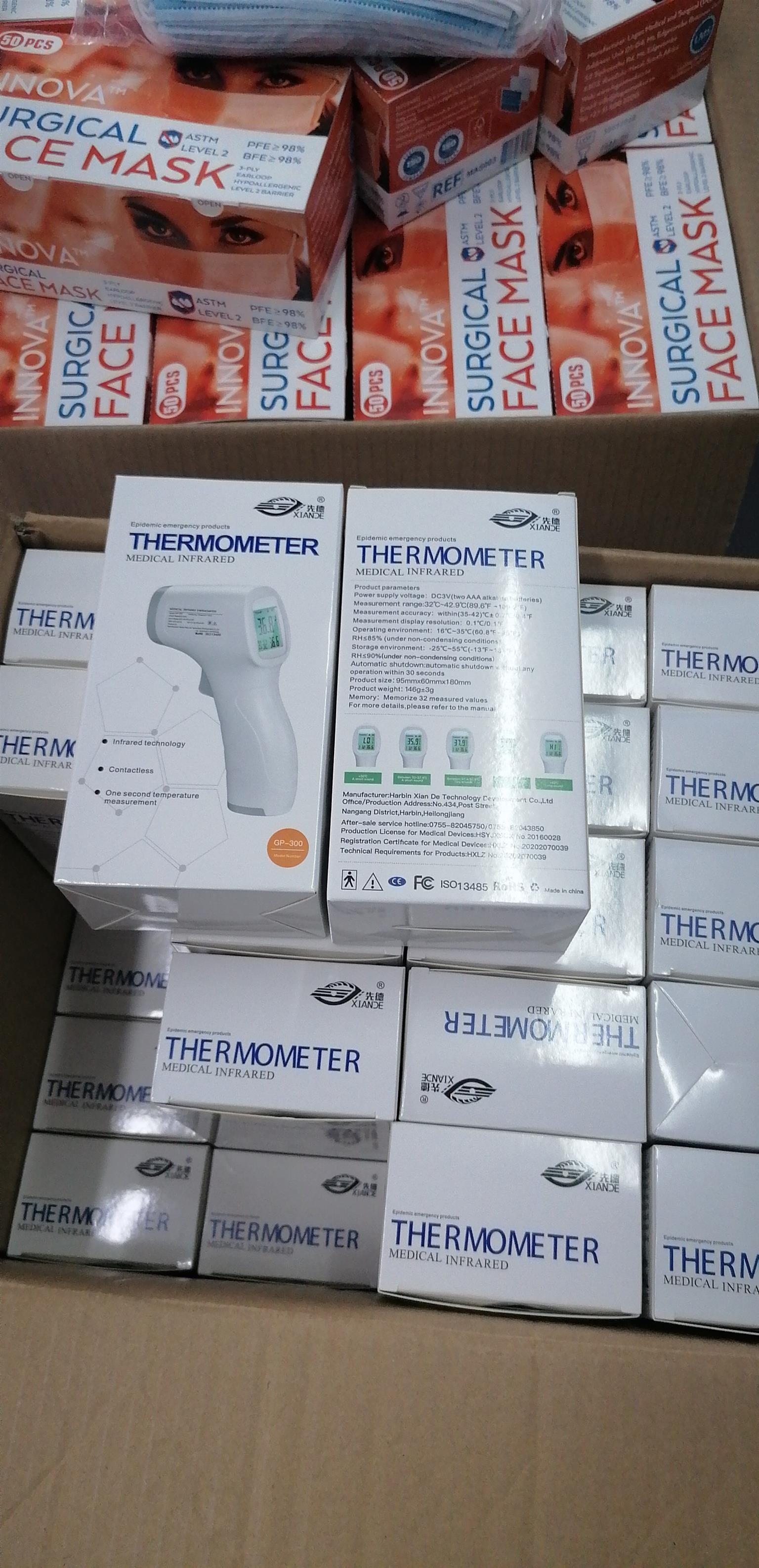 Thermometers for sale