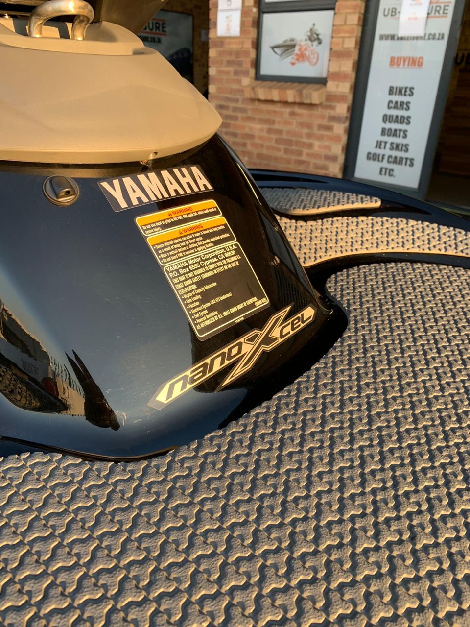 2012 Yamaha FZS super high 1800 waverunner Jetski