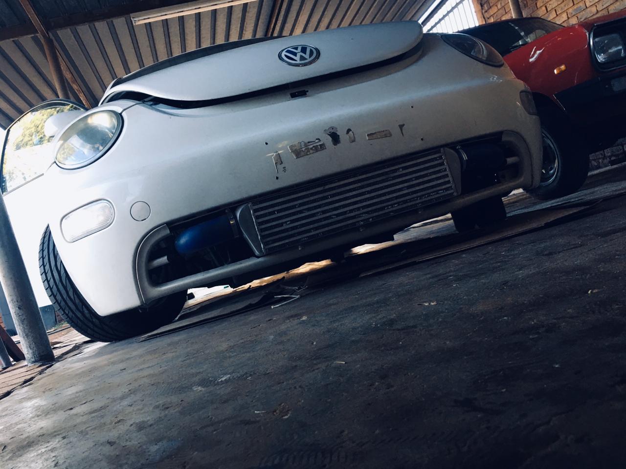 SWOP 2000 VW Beetle 2.0 Highline Project Car For Superbike 1000cc, Model 2003 U
