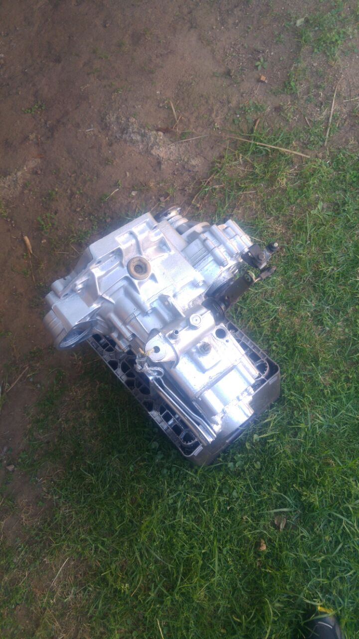 vw golf gearboxes