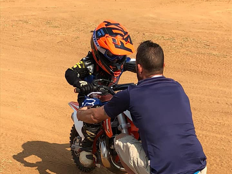MX Coaching & Dirt Bike Lessons