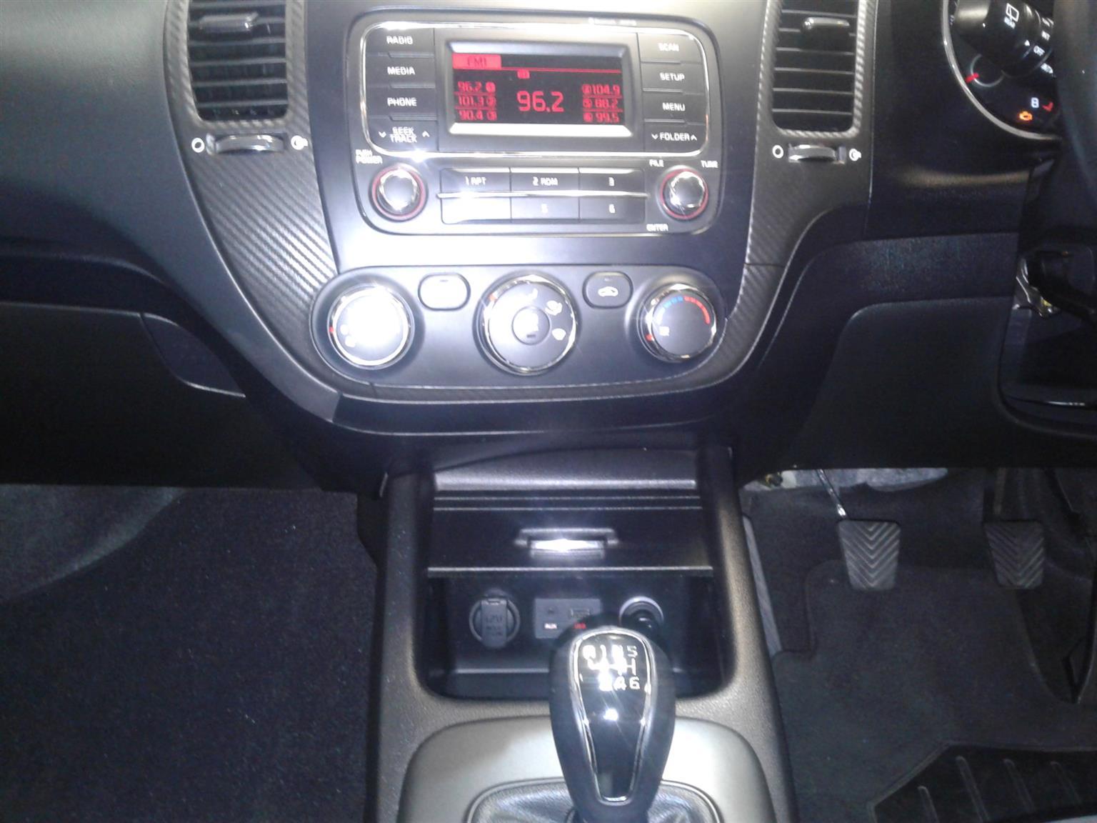 2014 Kia Cerato 1.6 EX 5 door