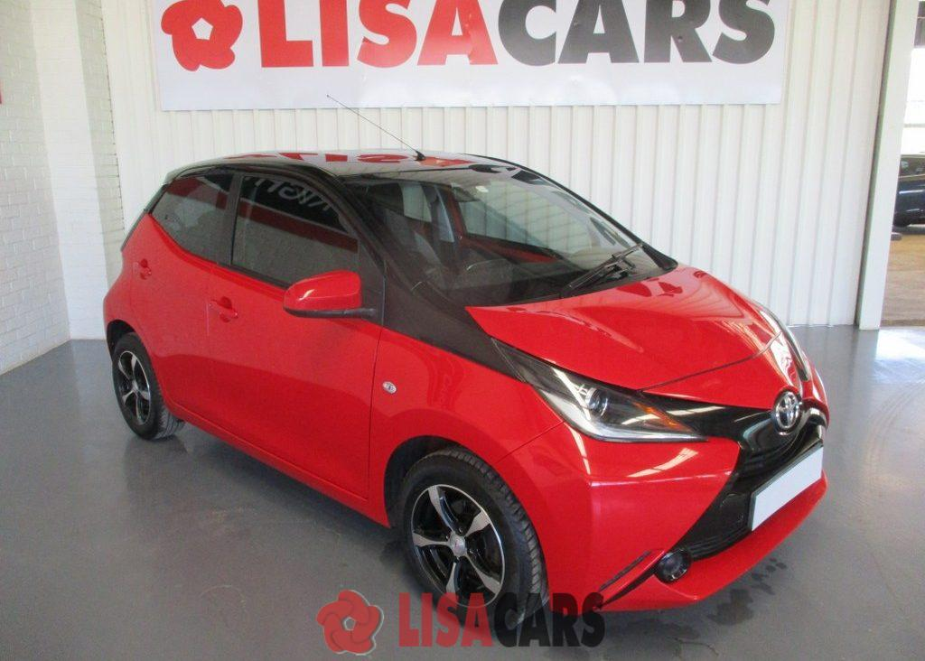 2016 Toyota Aygo hatch AYGO 1.0  X  PLAY (5DR)