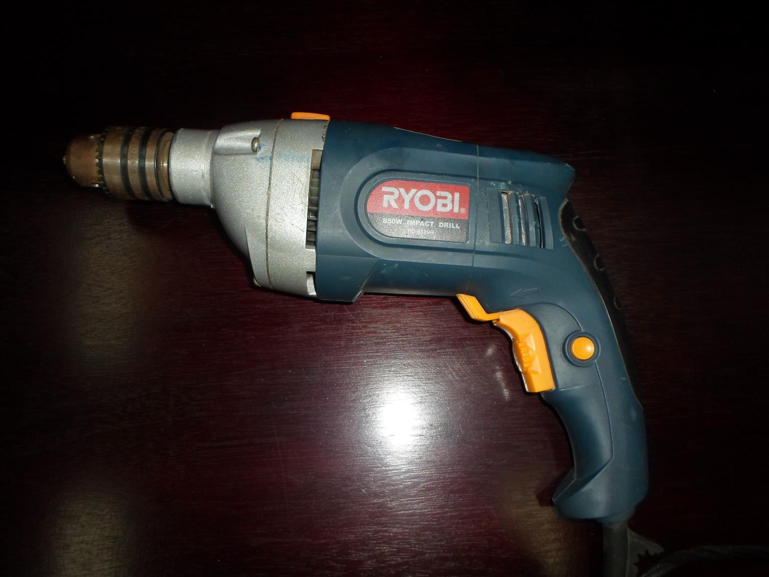850W Ryobi PD-852VR Drill