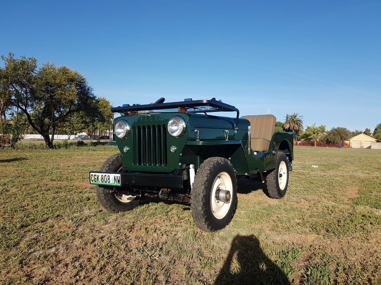 1953 Jeep Uncategorized